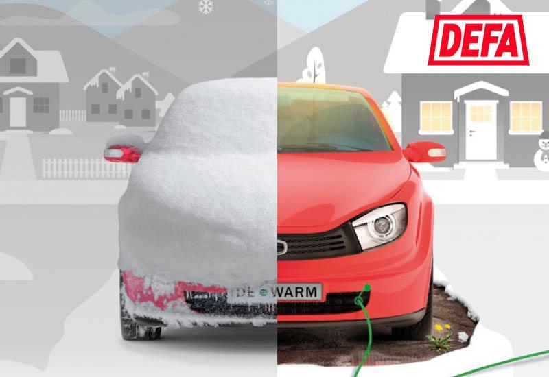 Hyödynnä talvietu DEFA-lämmittimiin